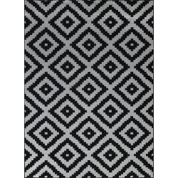 Kusový koberec Artos 1639 Black