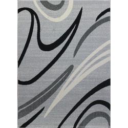 Kusový koberec Monte Carlo 1280 A. Silver