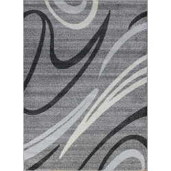 Kusový koberec Monte Carlo 1280 Silver (Grey)