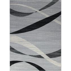 Kusový koberec Monte Carlo 1290 A. Silver