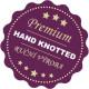 Ručně vázaný kusový koberec Diamond DC-JK 1 silver/pink