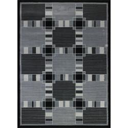 Kusový koberec Romans 2111 GRAPHITE