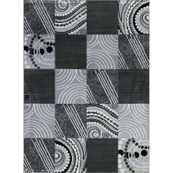 Kusový koberec Romans 2116 GRAPHITE