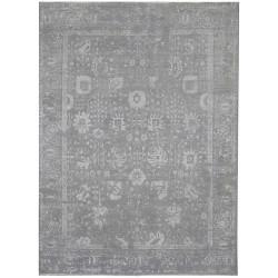 Ručně vázaný kusový koberec Diamond DC-VASE 3 Silver/silver