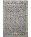 Ručně vázaný kusový koberec Diamond DC-M 2 Light grey/light grey