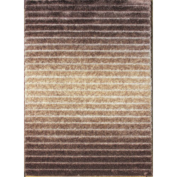 Kusový koberec Seher 3D 2607 Brown Beige