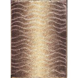Kusový koberec Seher 3D 2609 Brown Beige