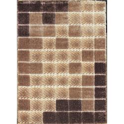 Kusový koberec Seher 3D 2615 Brown Beige