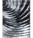 Kusový koberec Seher 3D 2872 Black Grey