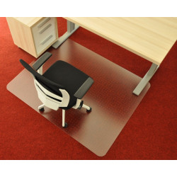 SMARTMATT-H Podložka pod kolečkovou židli na koberce