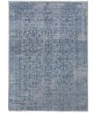 Ručně vázaný kusový koberec Diamond DC-JK 1 Silver/blue
