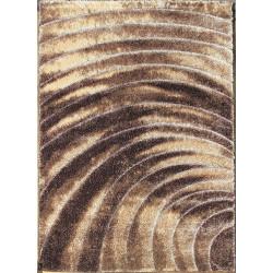 Kusový koberec Seher 3D 2872 Brown Beige