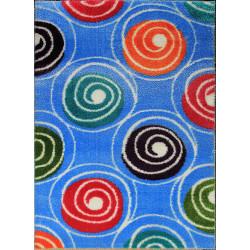 Kusový koberec Seher 3D 2659 Blue