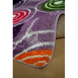 Kusový koberec Seher 3D 2659 Lila