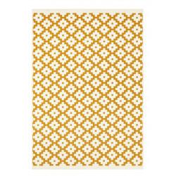 Kusový koberec Celebration 103449 Lattice Gold