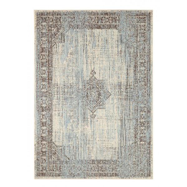Kusový koberec Celebration 103473 Elysium Blue Creme  200x290,