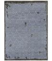 Ručně vázaný kusový koberec Diamond DC-M 5 Silver/natural