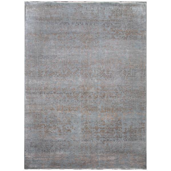 Ručně vázaný kusový koberec Diamond DC-JK 1 Silver/mouse