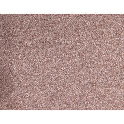 Metrážový koberec Ester / 94 Červenohnědá