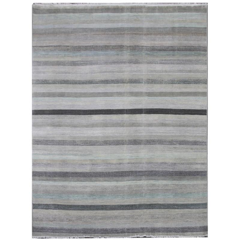 Ručně vázaný kusový koberec Diamond DC-MCK Aqua mix