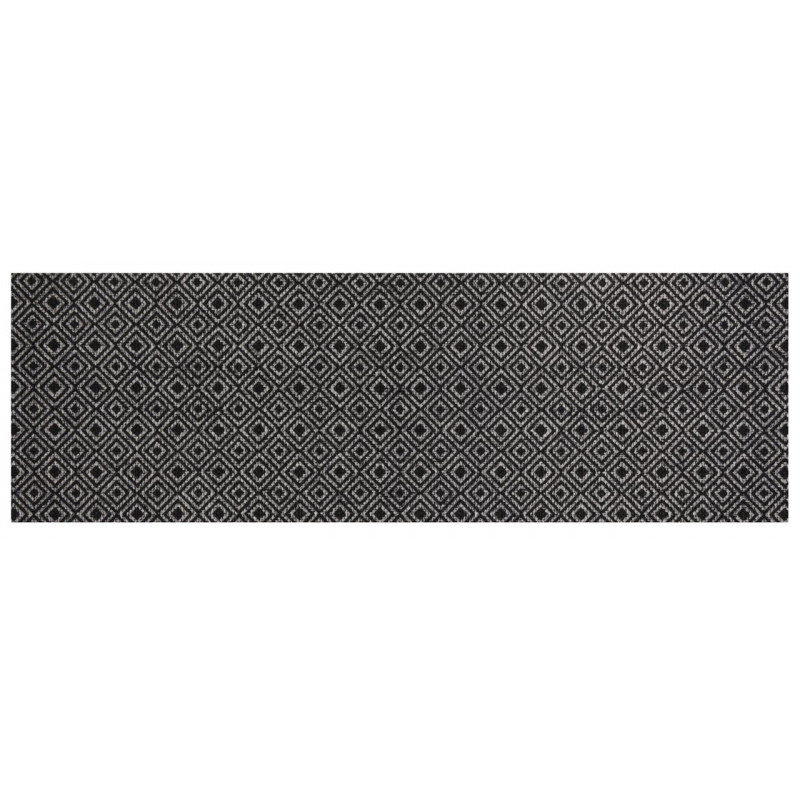 Běhoun Vila 60x180 Cook & Clean 103367 grey black