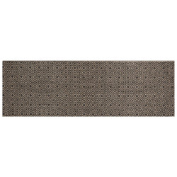 Běhoun Vila 60x180 Cook & Clean 103369 brown black