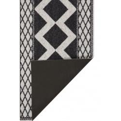 Běhoun Mirror 60x180 Cook & Clean 103366 grey black