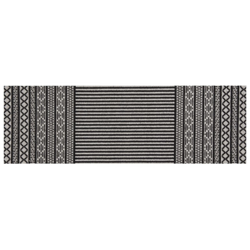 Běhoun Lani 60x180 Cook & Clean 103363 black