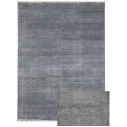 Ručně vázaný kusový koberec Diamond DC-MCN Light grey/blue