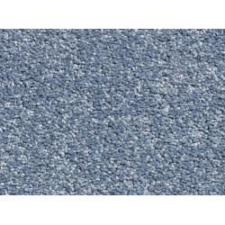 Metrážový koberec Supreme 80 Modrý