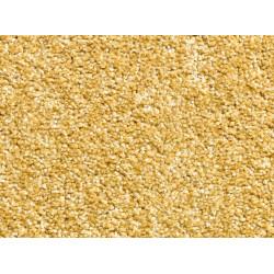 Metrážový koberec Supreme 50 Žlutý