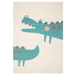 Kusový koberec Vini 103481 Crocodile Jim 120x170 cm