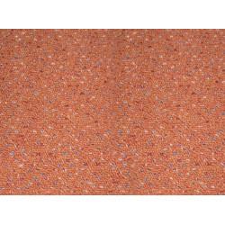 Metrážový koberec Melody 956 Červená