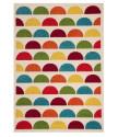 Kusový koberec Vini 103356 Colourful Bubbles 120x170 cm