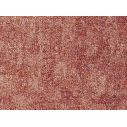Metrážový koberec Favorit 54 / červený