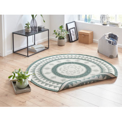 Kusový koberec Twin Supreme 103415 Jamaica green creme