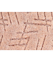 Metrážový koberec Symphony 54 Tmavě béžový