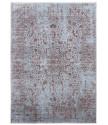 Ručně vázaný kusový koberec Diamond DC-SIRAPI Silver/copper