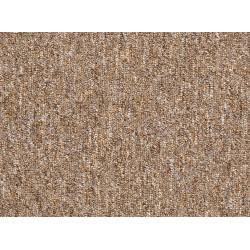 Metrážový koberec Artik / 858 světle hnědý