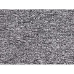 Metrážový koberec Artik / 914 tmavě šedý