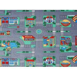 Metrážový koberec Playground 965 (dětský)