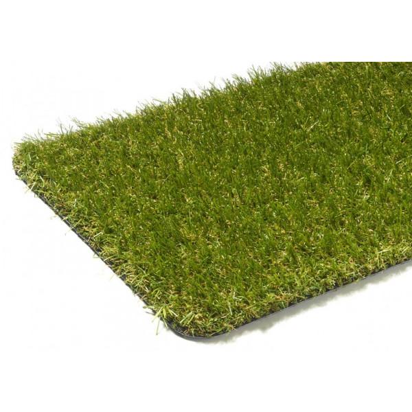 Vopi koberce 483 Preston travní rohož, kusových koberců 1 m2 (metr čtvereční)% Zelená - Vrácení do 1 roku ZDARMA vč. dopravy
