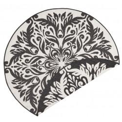 Kusový koberec Twin Supreme 103417 Madrid black creme