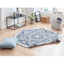 Kusový koberec Twin Supreme 103418 Madrid blue creme