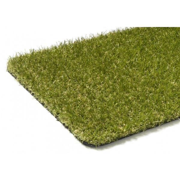 Vopi koberce 486 Leeds travní rohož, kusových koberců 1 m2 (metr čtvereční)% Zelená - Vrácení do 1 roku ZDARMA vč. dopravy