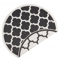 Kusový koberec Twin Supreme 103421 Palermo black creme