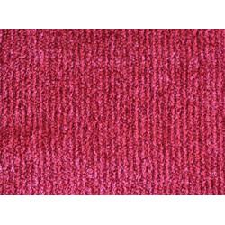 Metrážový koberec Tagil / 79431 sytě červený