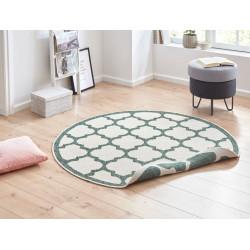 Kusový koberec Twin Supreme 103423 Palermo green creme