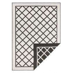 Kusový koberec Twin Supreme 103425 Sydney black creme