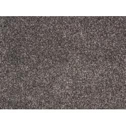 Metrážový koberec Paula / 76 tmavě šedá